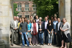 Deelnemers Nyenrode Summer Course Spiritual Innovation
